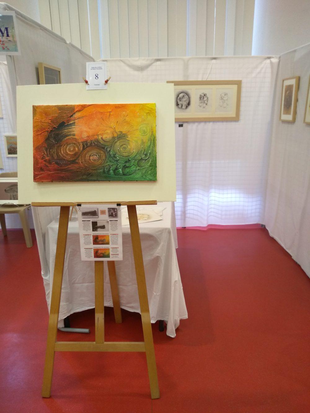 Peinture - Atelier Mycyol