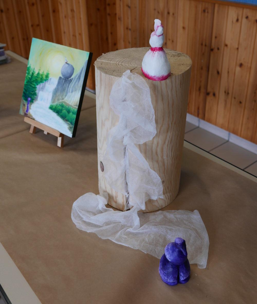 La Vallée du Cercle - Exposition Muriel Carayol - Atelier Mucyol