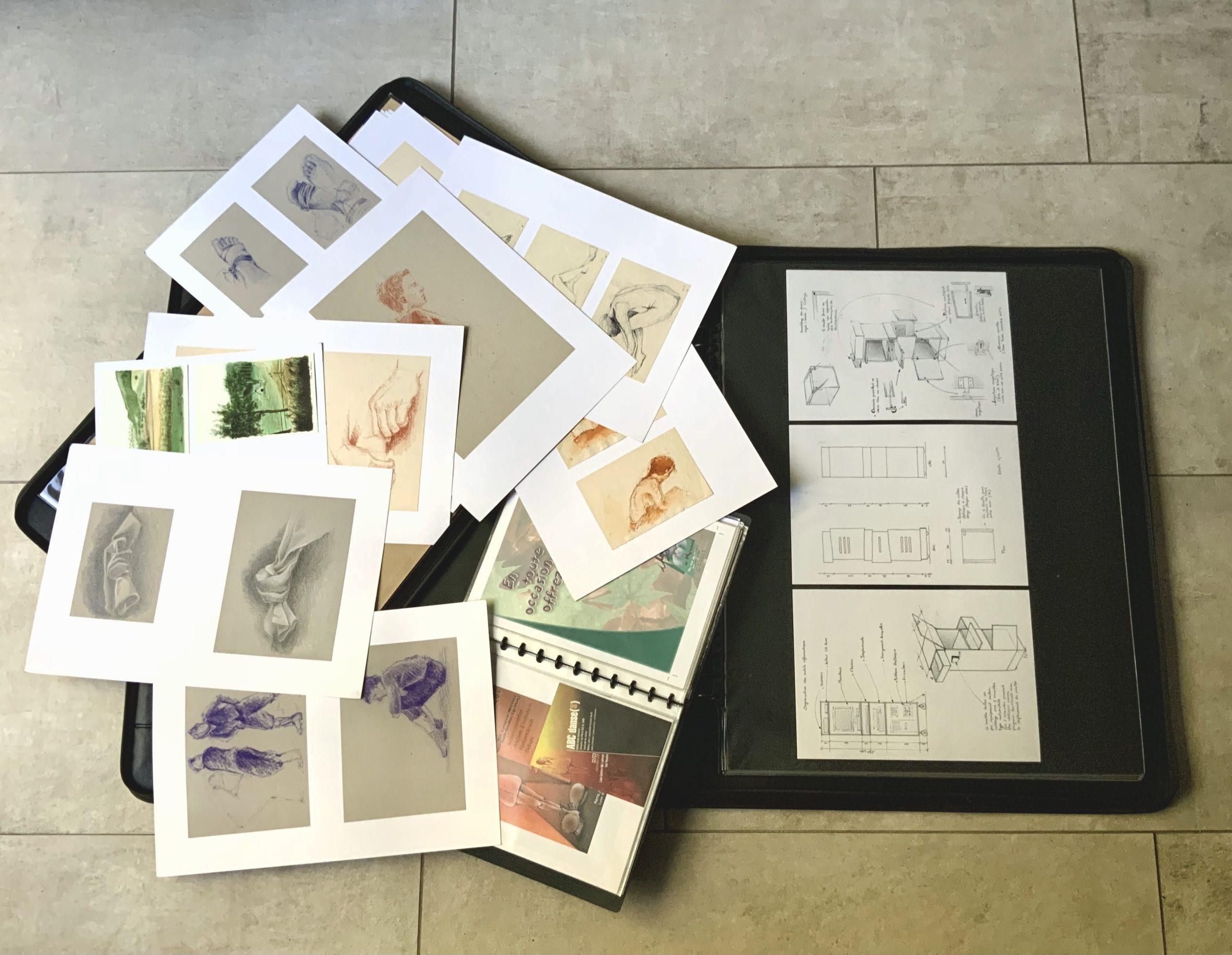 Préparation concours écoles d'art