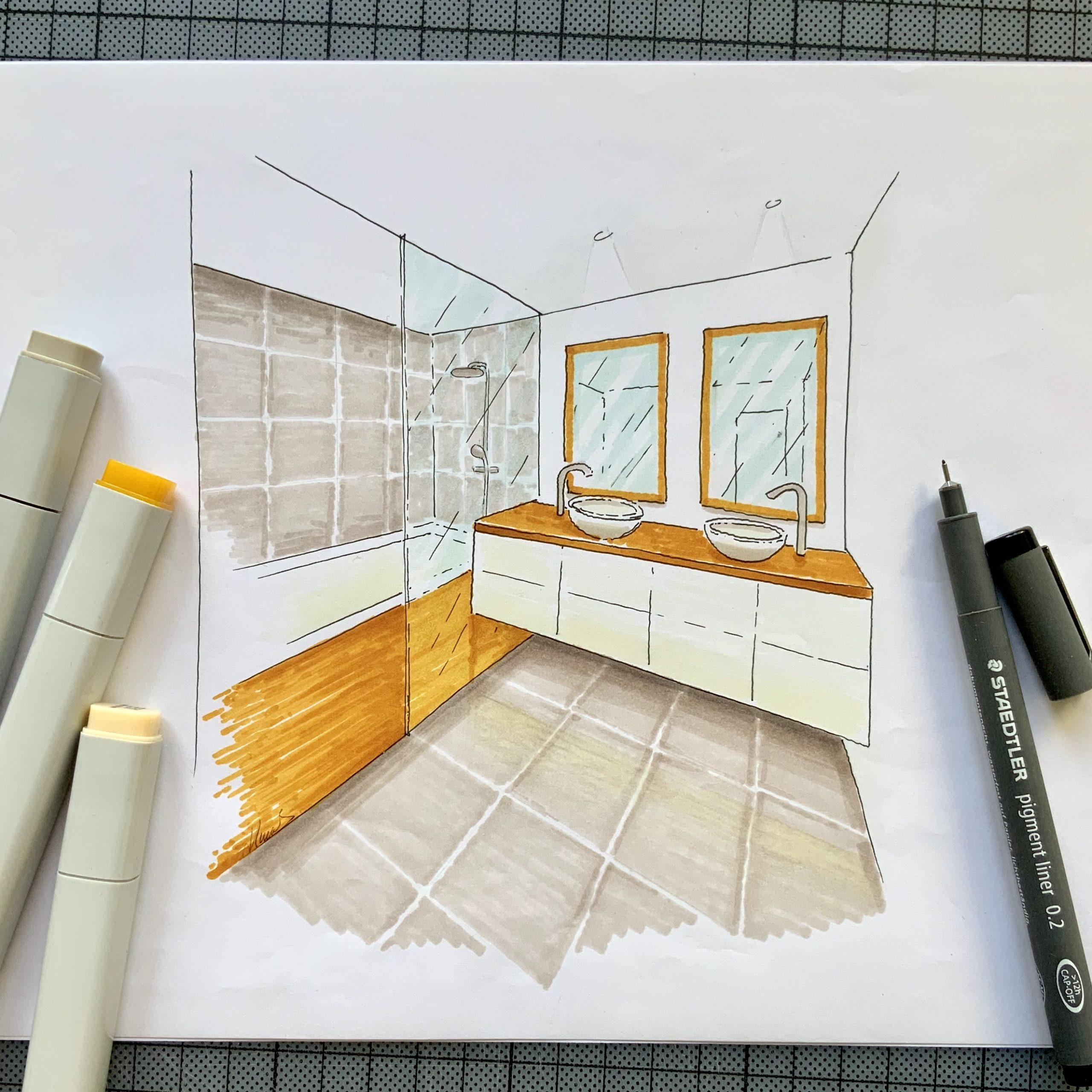 Visuel salle de bain